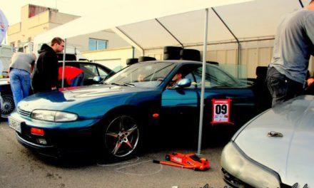 Autoworks Day 1 à Lurcy-Lévis