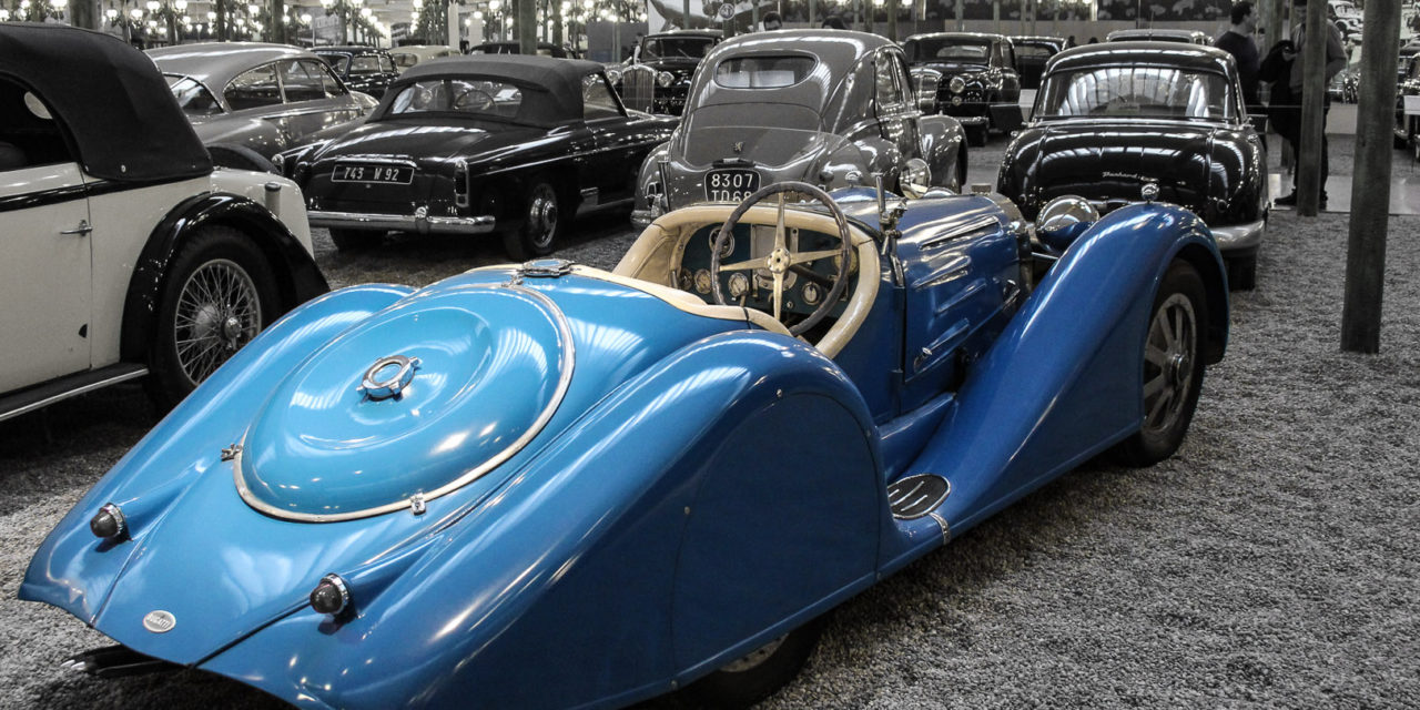 Cité de l'automobile, musée à Mulhouse