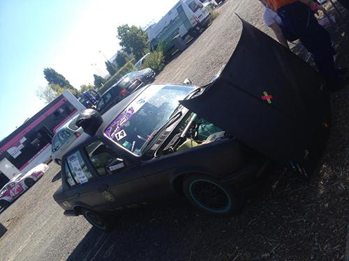 BMW E30 de Maryline Codaccioni
