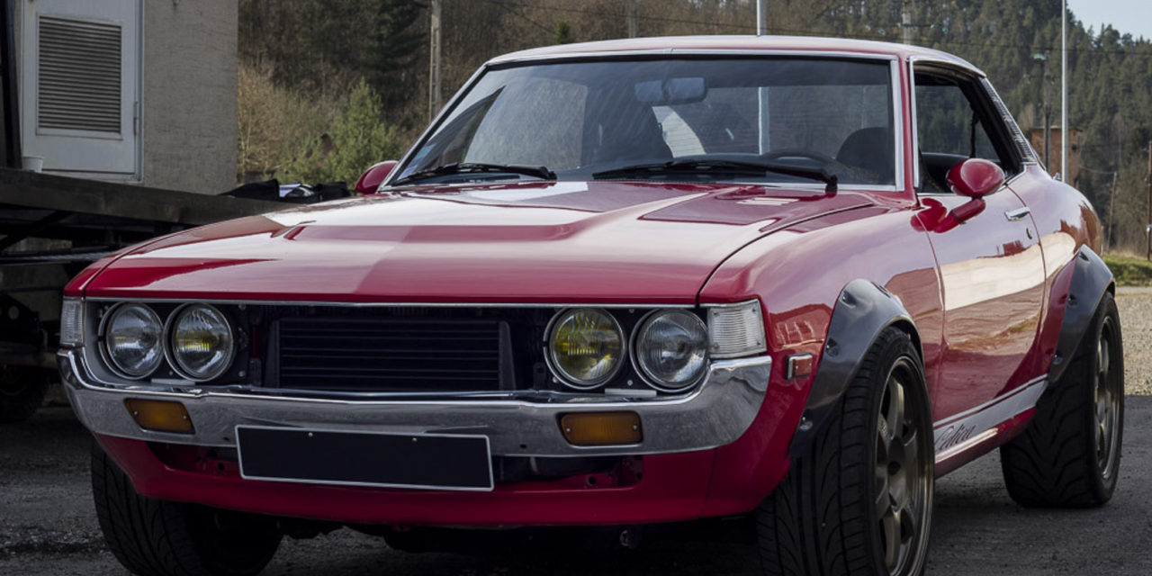 [Shooting] Toyota Celica TA23 by ARD Works