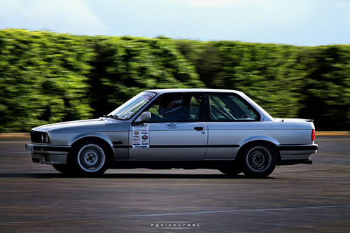 Marie-Céline, Ladies Drift Cup 2015 - Photo : FG Pictures