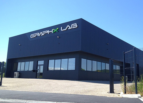 GraphX Lab