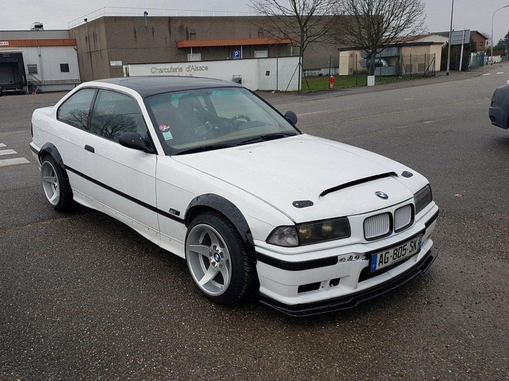 BMW E36 de Joel Kehres