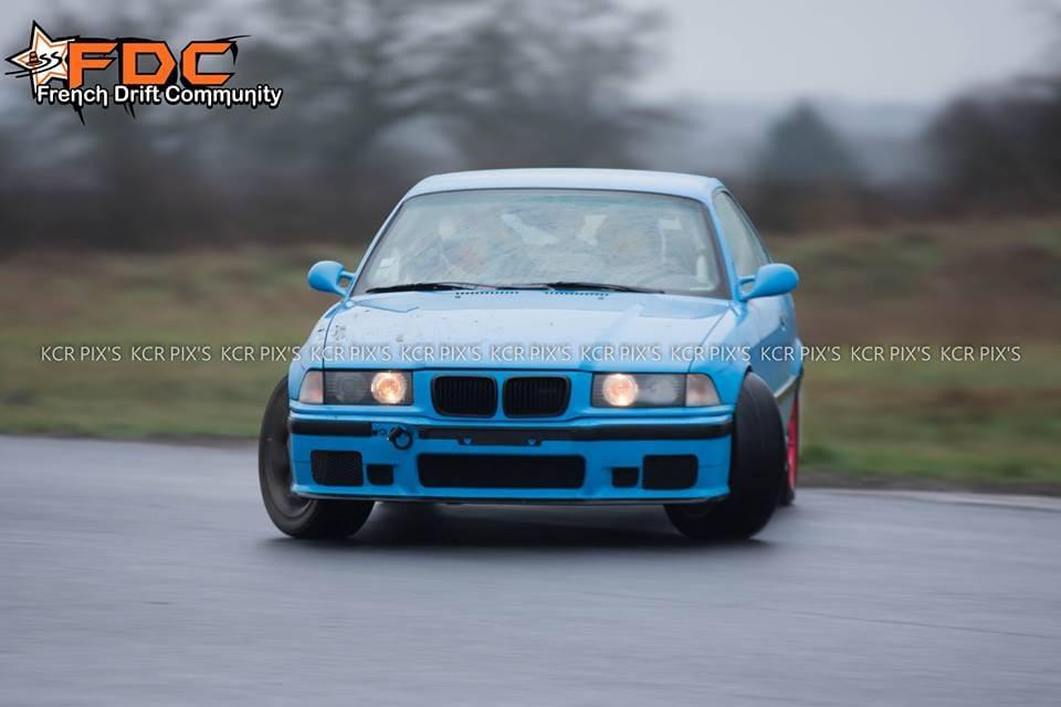 Luc Metz BMW E36