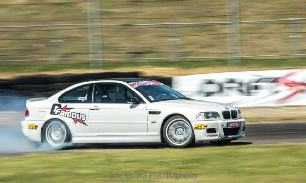Luc Metz – Pilote de drift BMW E36