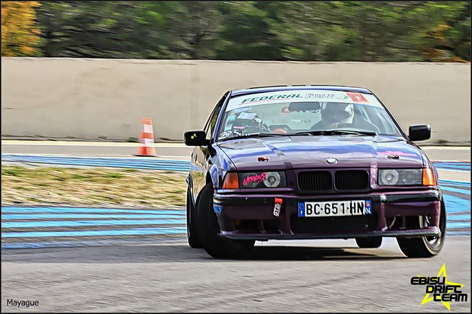 Megan Savary au Circuit Paul Ricard