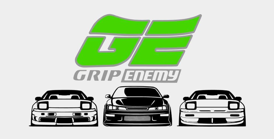 Logo de la Team Grip Enemy