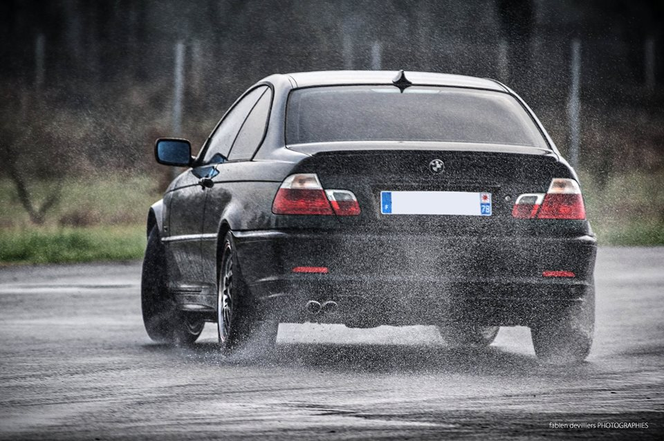 Ben Drift Safe France BMW