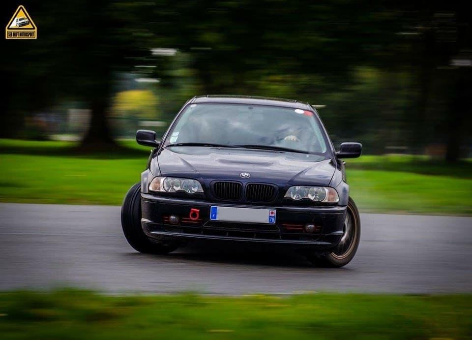 Ben Drift Safe France E46