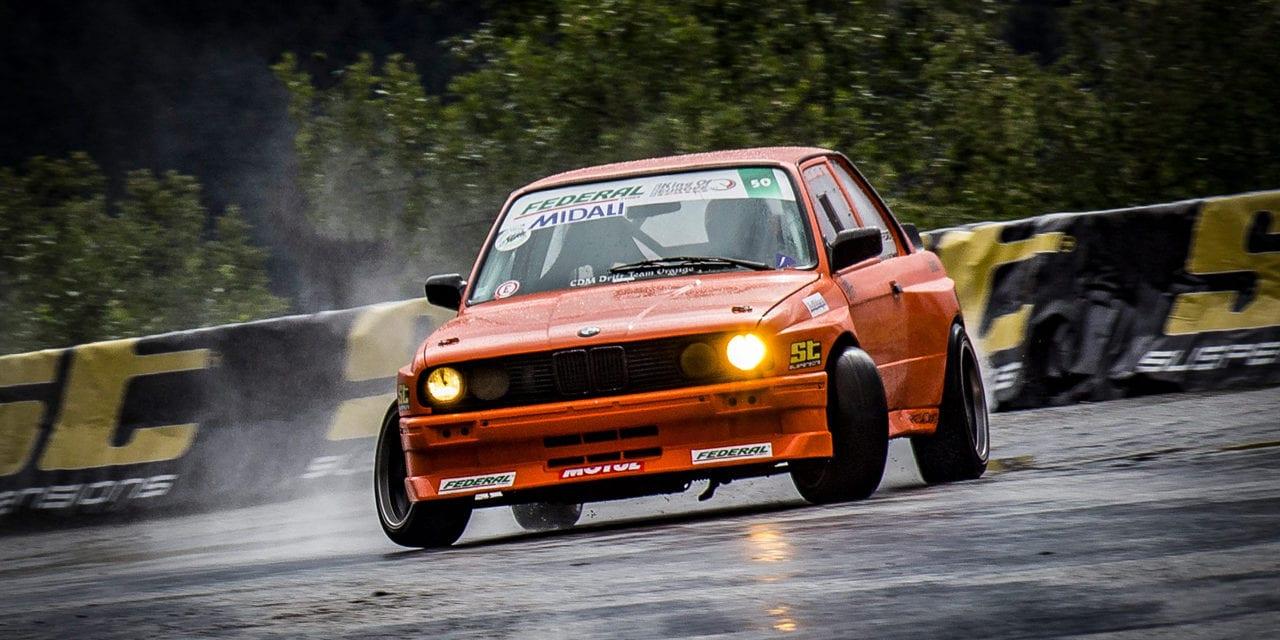 Ben Vavasseur – Pilote de la Drift Team Orange