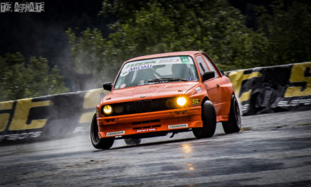 Ben Vavasseur – Pilote de la Drift Team Orange