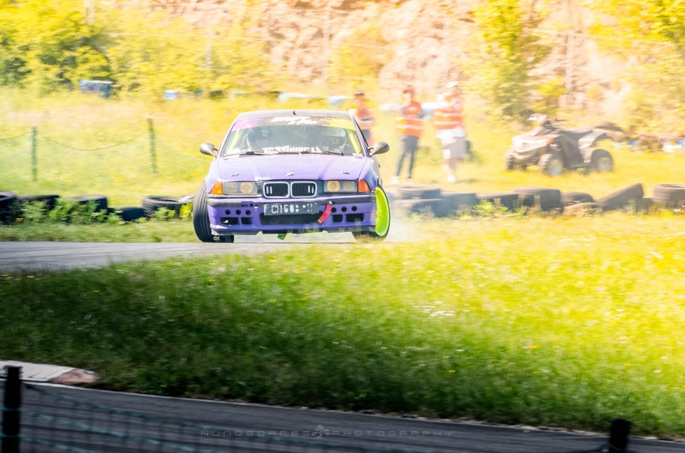 Flo Arrambourg au Circuit Jura Sud Karting